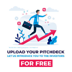 upload your pitch deck