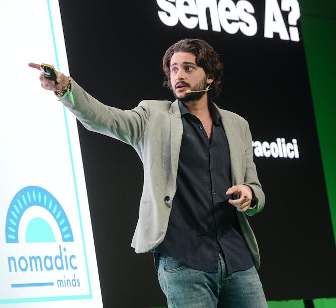 Francesco Cracolici Speaker at Wolves Summit
