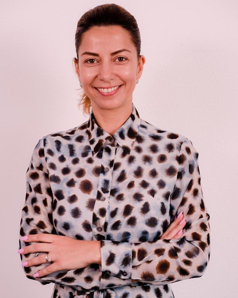 MIhaela Toader Speaker at Wolves Summit