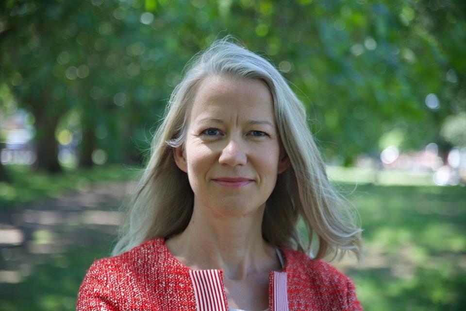 Ms Anna Clunes OBE